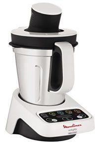 Moulinex HF404113 Robot de cocina multifunción, capacidad de 3 l, inte...