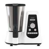 Novohogar Robot de Cocina Multifunción. Tamaño Compacto con Capacidad ...