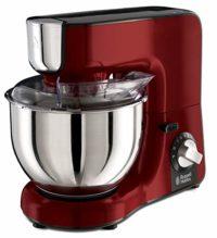 Russell Hobbs Desire - Robot de cocina (1000 W, Bol Inox de 5 l, Acces...