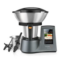 Taurus Mycook Touch - Robot de cocina por inducción de 40 a 140º C, pa...