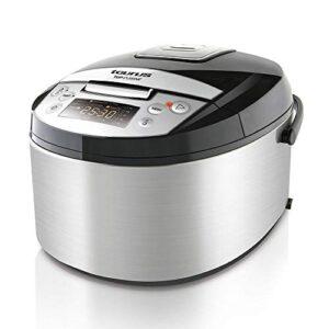 Taurus Top Cuisine Máquina de cocinar programable, cubeta extraíble 5 ...