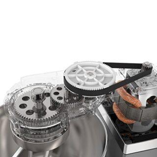 Tristar MX-4804 - Robot de Cocina, 700 W, 4.5 L, 6 Velocidades, Acero ...