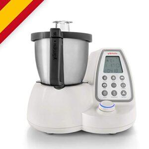 Yämmi Robot de Cocina Multifunción, Capacidad Bruta de 3.3L, 11 Funcio...