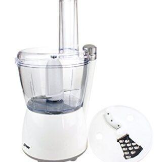 Zephir ZHC4605 - Robot de cocina multifunción, 350 W, color blanco