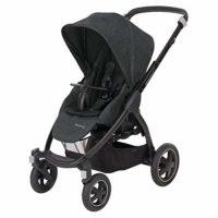 Bébé Confort Stella - Cochecito todoterreno (0-15 kg), color negro