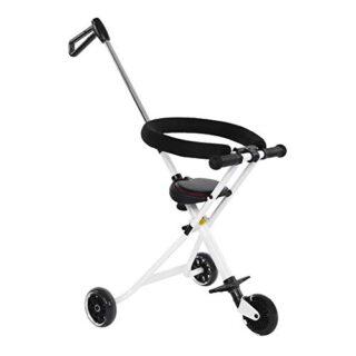 Cochecito de bebé plegable AYNEFY, carga blanca 30 kg Peso ligero plegable ...