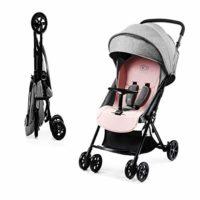 Kinderkraft Lite Up Silla de paseo ligera y fácil de maniobrar, para n...