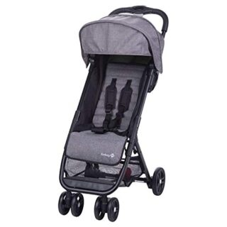 Safety 1st TEENY 'Black Chic' - Silla de paseo plegable y multifuncion...