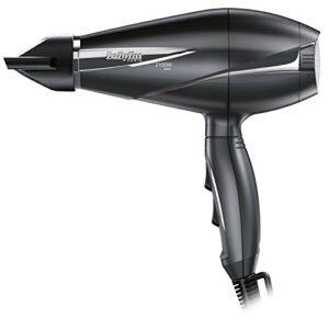 BaByliss Le Pro Light 6609E - Secador de pelo iónico más ligero, con m...