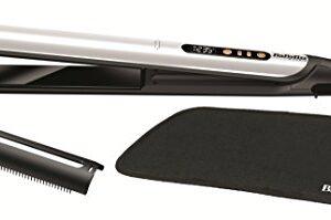 BaByliss ST455E Plancha de pelo Sensitive Edición Especial White&Gold,...