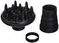 Remington D52DU - Difusor Universal para Secador, Silicona, Compatible...