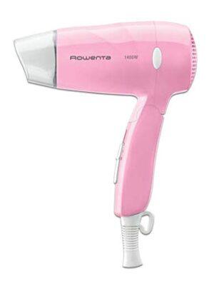 Rowenta CV1517F5 - Secador de pelo de Viaje Pink Flamingo Mini Rosa ul...