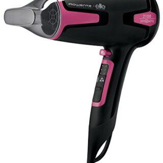 Rowenta Moveling CV3812F0 - Secador de pelo, 2100 Effiwatts, efecto an...