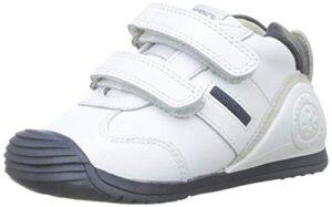 Biomecanics 151157, Zapatos de primeros pasos Unisex Bebés, Blanco (Bl...