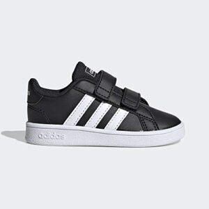 Adidas Grand Court I, Zapatillas de Estar por casa Bebé Unisex, Negro ...