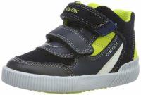Geox B Kilwi Boy A, Zapatillas para Bebés, Azul (Navy/Lime C0749), 20 ...