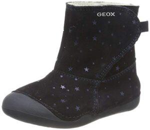 Geox B TUTIM A, Botas para Bebés, Azul (Dk Navy C4021), 22 EU