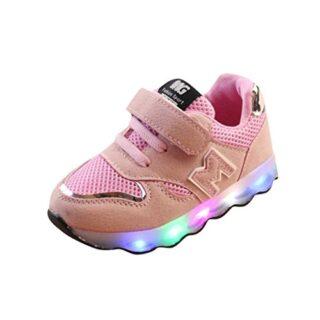 K-youth® Zapatos LED Niños Niñas Zapatillas Niño Zapatillas para Bebés...