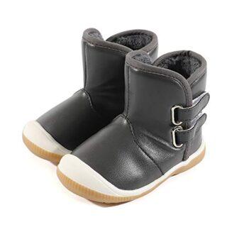 LACOFIA Botas de Nieve Impermeables para Invierno Zapatos de Suela de ...