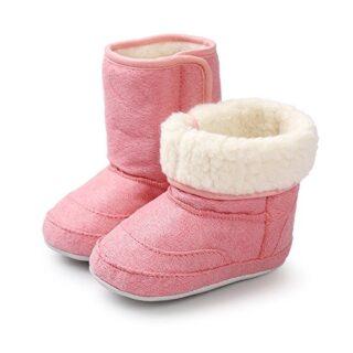 Matt Keely Bebé Niño Niña Botas de nieve Niñito Calentar Zapatos de in...