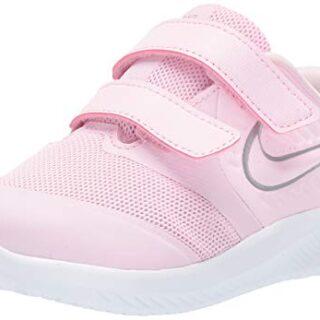 Nike Star Runner 2 (TDV), Zapatillas de Gimnasia Unisex bebé, Rosa (Pi...