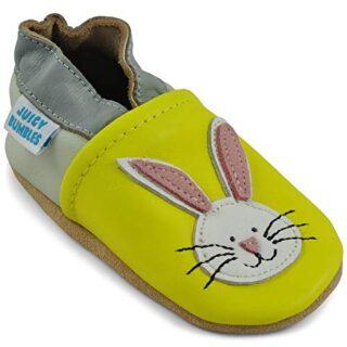 Zapatos Bebe Niña - Zapatillas Niña - Patucos Primeros Pasos - Conejit...