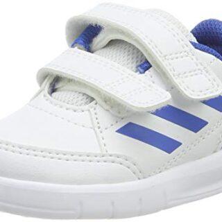 adidas Altasport CF I, Zapatillas Unisex bebé, Blanco (Footwear White/...