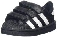 adidas Superstar CF I, Zapatillas Unisex Niños, Negro Footwear White/C...