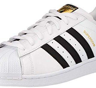 adidas Superstar, Zapatillas Unisex Niños, Blanco Core Black/Footwear ...