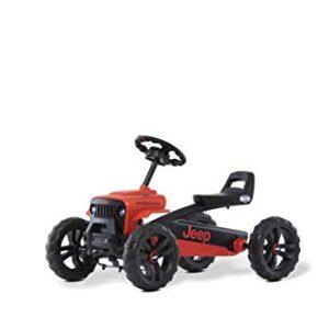 Berg Jeep Rubicon Pedal Car (2 a 5 años)
