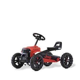 Berg Jeep Rubicon Pedal Car (2 a 5 años)