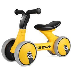 BAMNY Bicicleta sin pedales, cuatriciclo sin pedales para niños de ...
