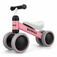 Bammax Bicicleta sin pedales, Bicicleta sin pedales Niño, Baby Toys 1 ...