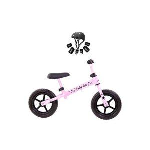 Bicicleta de minibike grupal K-2 para niños Baby Star Pink Bubblegum