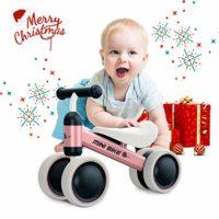 Bicicleta sin pedales YGJT para niños Triciclos de 1 año (10-18 meses) ...