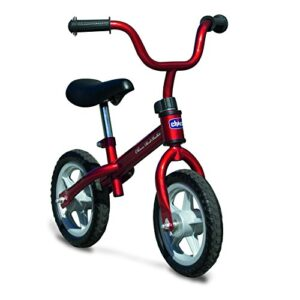 Chicco First Bike - Bicicleta sin pedales con sillín ajustable, color ...