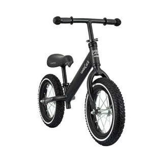 Pedales de bicicleta iWATMOTION iWatCycle, Niños Unisex, Negro, S