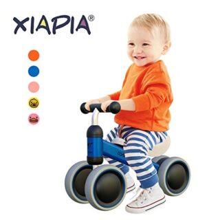 XIAPIA Bicicleta sin pedales 10-24 meses, Bicicleta sin pedales Niños Bebés ...