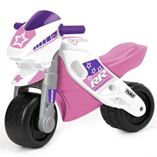 FEBER- Motofeber 2 Racing Girl con casco (famoso 800008174)
