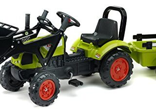 Falk Claas 2040AM Tractor Pedal Riding Toy - Juguetes para montar ...