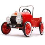 Le Petit Nouveau - Pedal Car, Color Rojo (Classic Baghera)