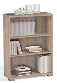 Abitti Estantería librería Biblioteca pequeña Color Cambrian, estantes...