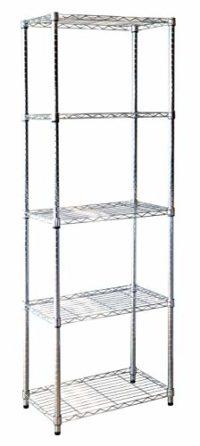 Kit Closet estantería stylo 10002, Metal, 180X60X35