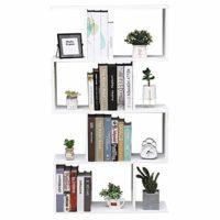 Librería Estante Blanco Oficina Moderna Contemporáneo Contemporáneo pa...