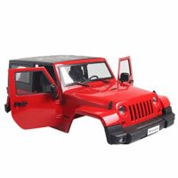 Morza 01:10 Case Body Jeep reemplazo para 1/10 RC Car tracks para ...