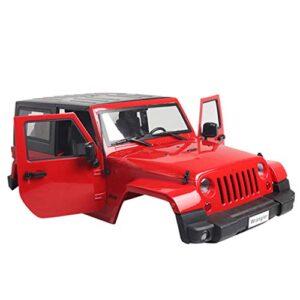 Morza 01:10 Case Body Jeep reemplazo para 1/10 RC Car tracks para ...