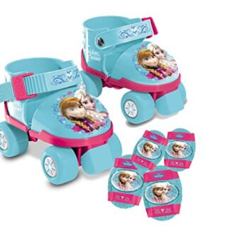 Set de patines protectores Frozen Disney