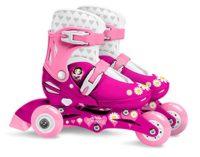 Stamp Sas- Princess Ajustable Two in One 3 ruedas Skate Talla 27-30, C ...
