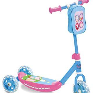 Peppa Pig - Scooter 3 ruedas (Mondo 28181)