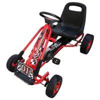 Pedales LifeXL Go-Kart con silla ajustable para niños ...